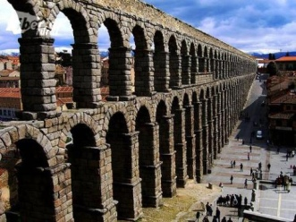 Aquaduct  of Segovia
