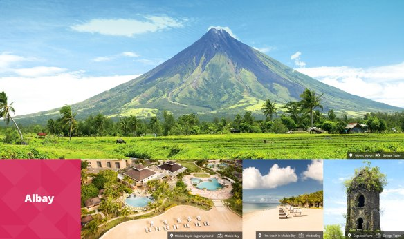 Image result for cagraray eco park albay